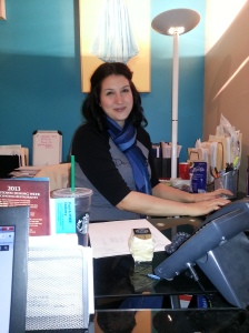 Melissa Feldmeyer takes care of the money.  If you have questions about your payment  she will help.